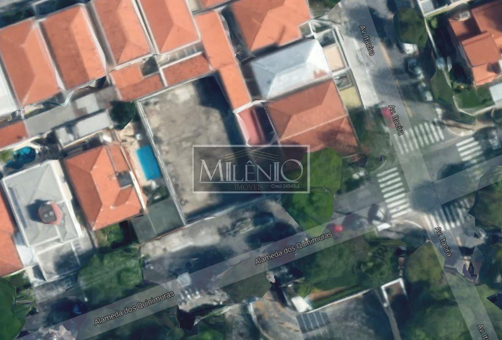 Terreno em Planalto Paulista, São Paulo - SP