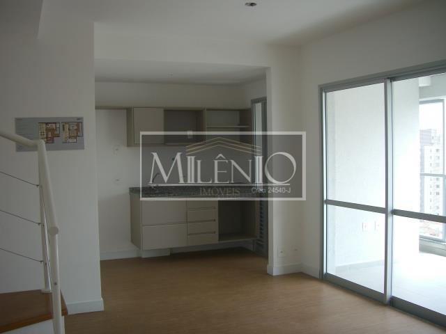 Apartamento Duplex de 2 dormitórios à venda em Campo Belo, São Paulo - SP