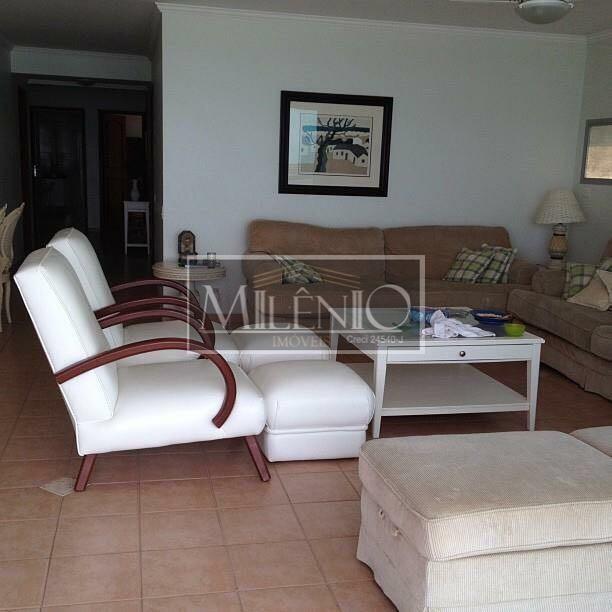 Apartamento de 3 dormitórios em Praia Das Astúrias, Guarujá - SP