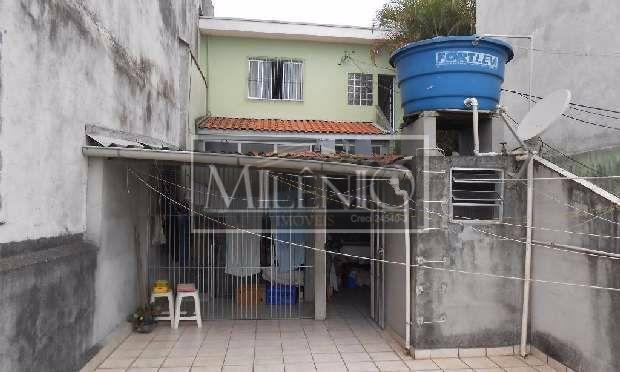 Casa de 2 dormitórios em Jardim Oriental, São Paulo - SP