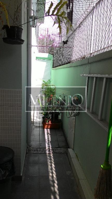 Sobrado de 3 dormitórios em Campo Belo, São Paulo - SP