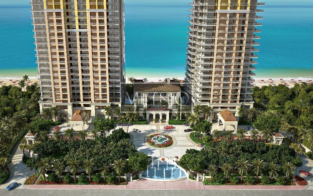 Apartamento de 3 dormitórios em Sunny Isles, Sunny Isles - FL