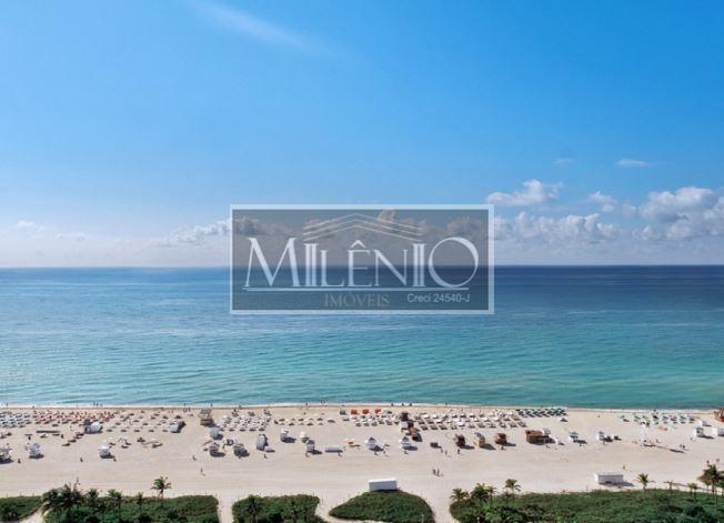 Apartamento de 2 dormitórios em Miami-Dade, Miami Beach - FL