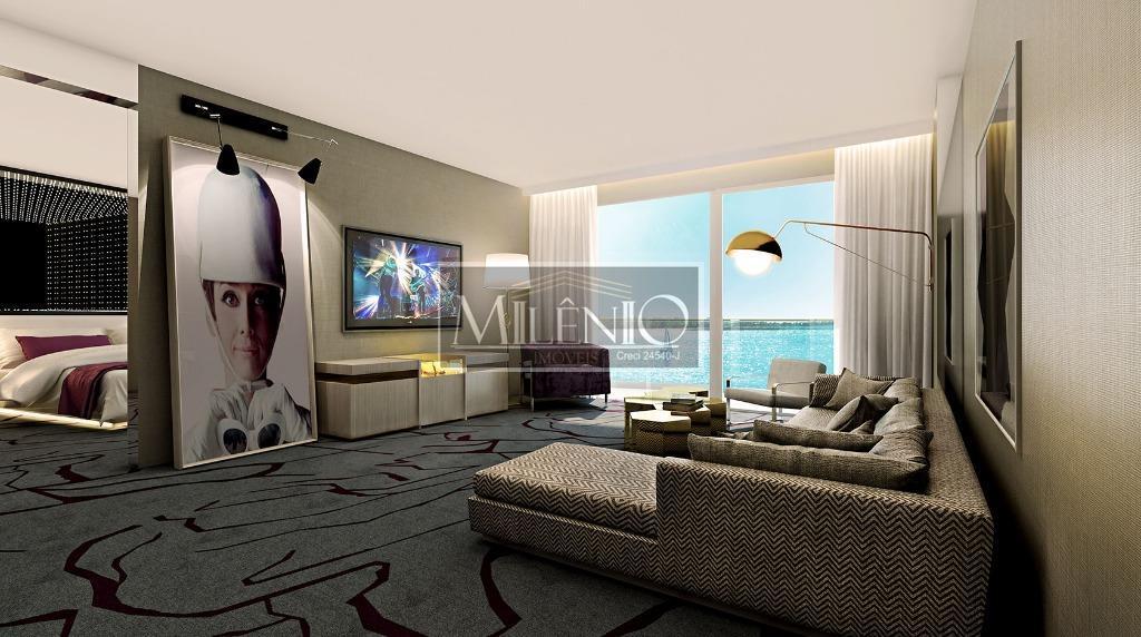 Apartamento de 1 dormitório em Orlando, Orlando - FL