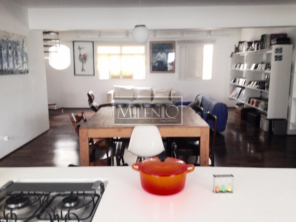 Cobertura de 3 dormitórios à venda em Cerqueira César, São Paulo - SP