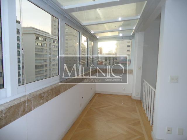 Cobertura de 2 dormitórios à venda em Jardim Paulista, São Paulo - SP