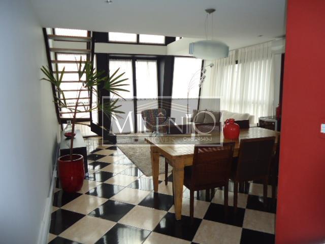 Cobertura de 2 dormitórios em Cerqueira César, São Paulo - SP