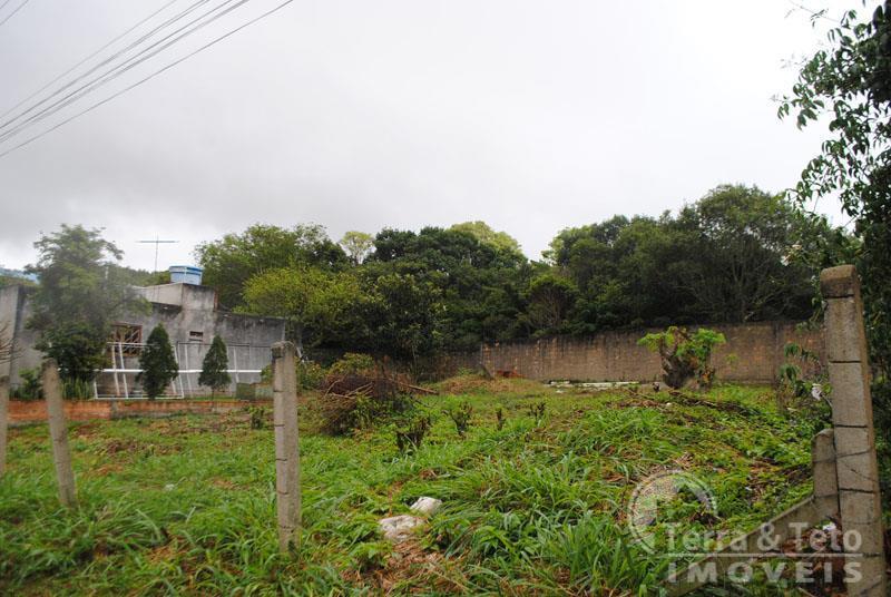 Terreno residencial à venda, Santinho