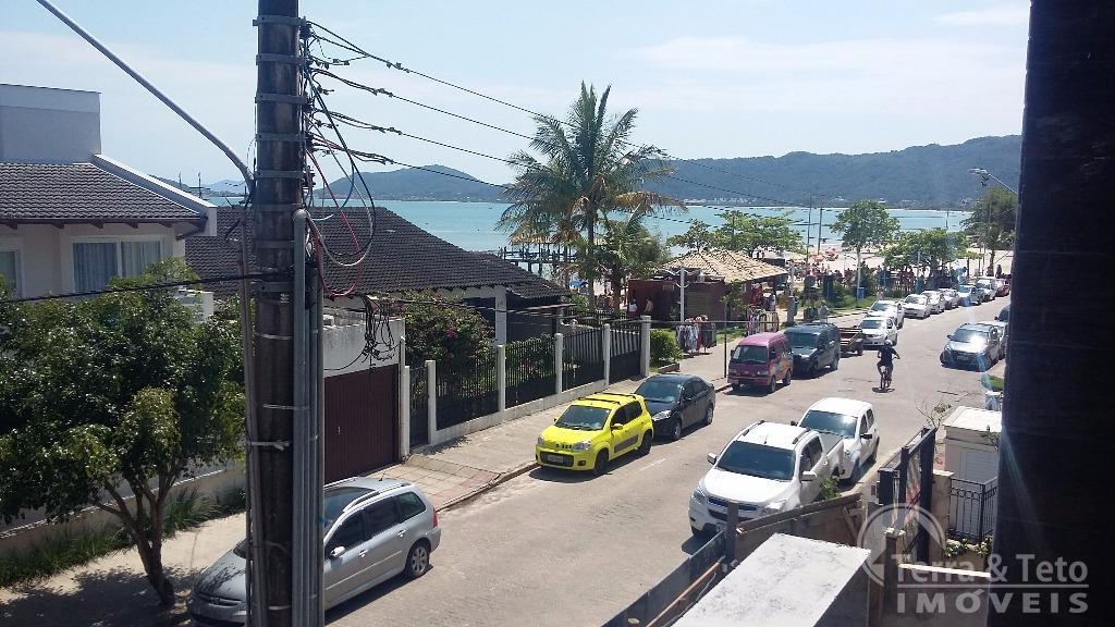 Apartamento 3 dorm  frente mar, Canasvieiras, Florianópolis.