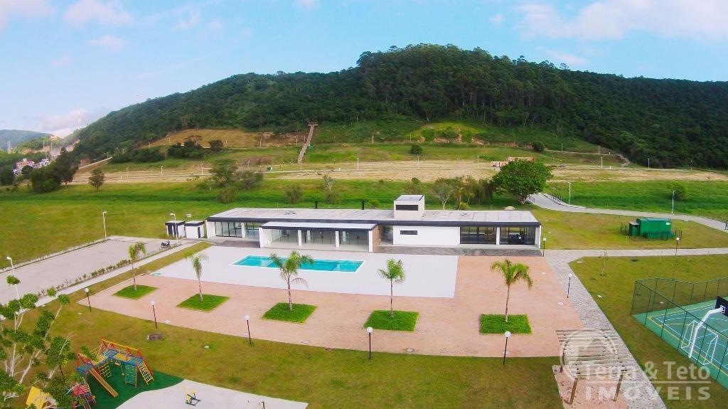 Terreno residencial à venda, Ingleses, Florianópolis.