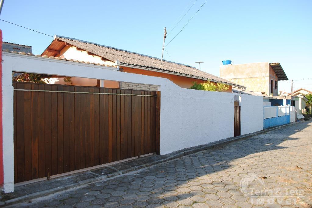 Casa  residencial à venda, Rio Vermelho, Florianópolis.