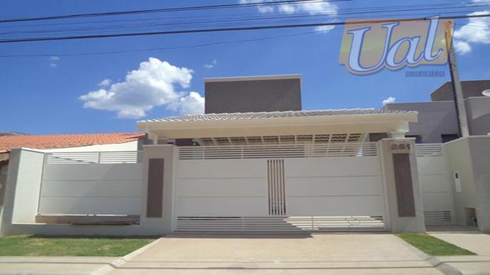 Sobrado residencial à venda, Recreio Maristela, Atibaia - SO0328.