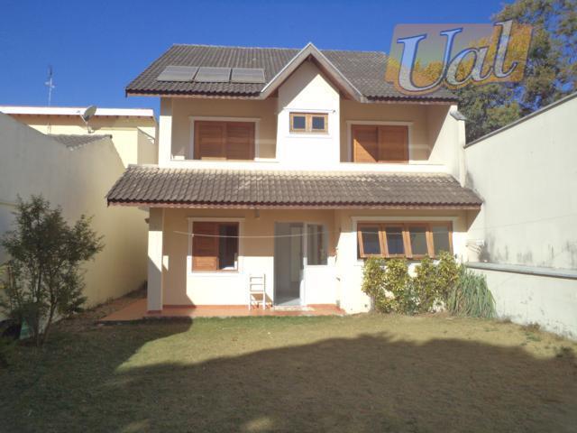 Sobrado residencial à venda, Vila Giglio, Atibaia - SO0006.