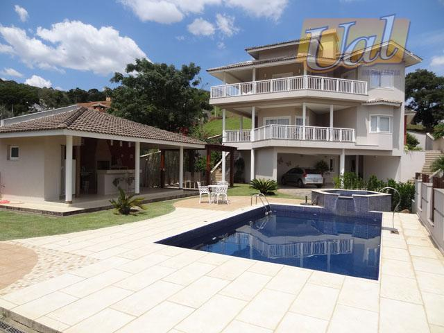 Sobrado residencial à venda, Porto Atibaia, Atibaia - SO0085.
