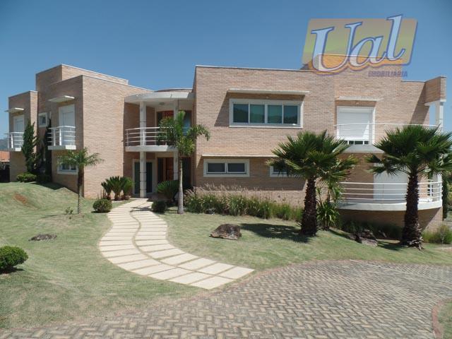Sobrado residencial à venda, Porto Atibaia, Atibaia - SO0383.