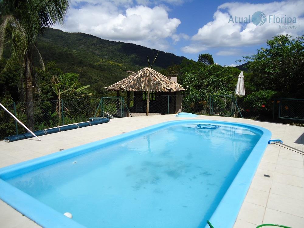 Chácara  residencial à venda, Vargem Grande, Florianópolis.