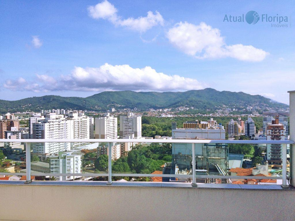 Cobertura  residencial à venda, Itacorubi, Florianópolis.