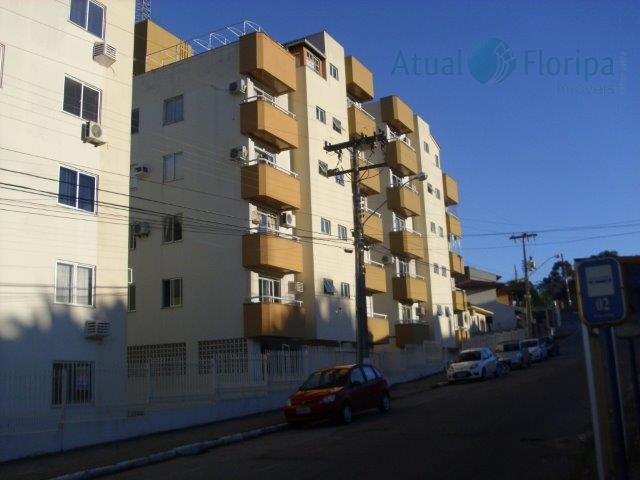 Cobertura  residencial à venda, Capoeiras, Florianópolis.