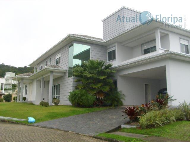 Casa residencial à venda, Córrego Grande, Florianópolis - CA0067.