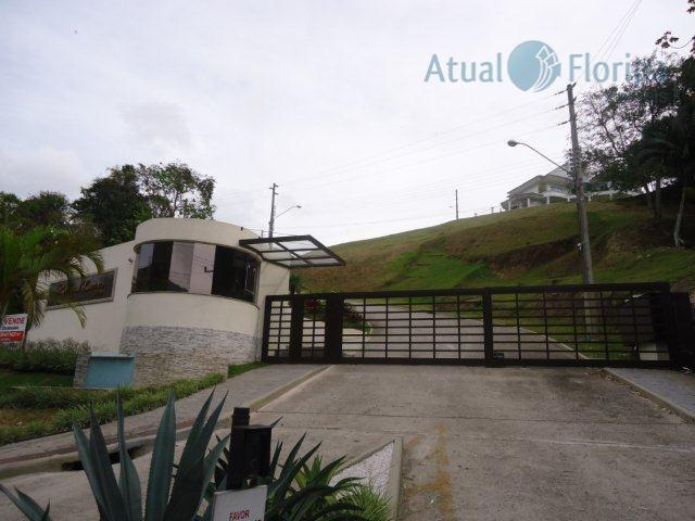 Terreno  residencial à venda, Itacorubi, Florianópolis.