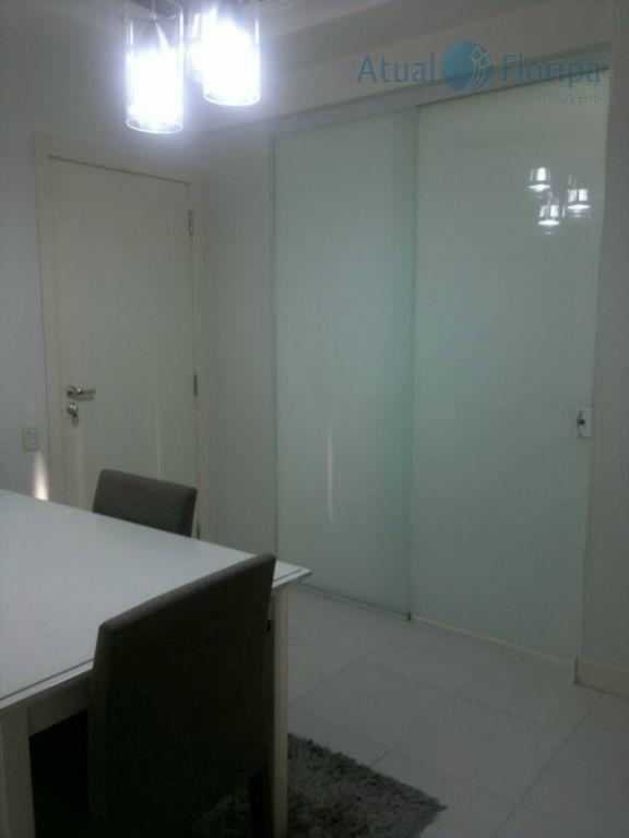 Apartamento 2 dormitórios no Itacorubi