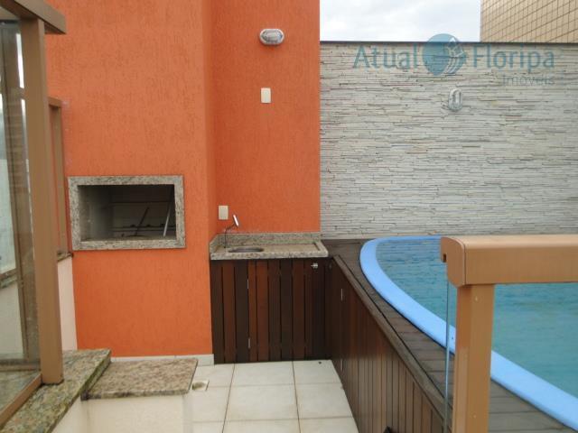 Cobertura residencial à venda, Trindade, Florianópolis.