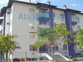Apartamento 1 dormitório com garagem no Itacorubi.