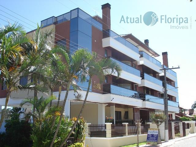Apartamento residencial à venda, Cachoeira do Bom Jesus, Florianópolis - AP0177.