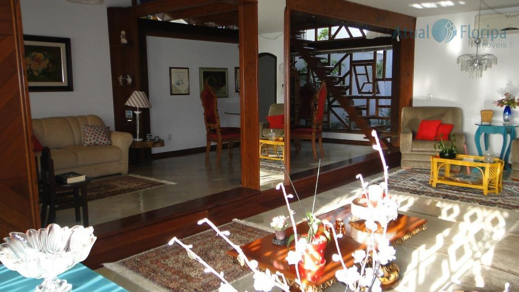 Casa  residencial à venda, Santa Mônica, Florianópolis.