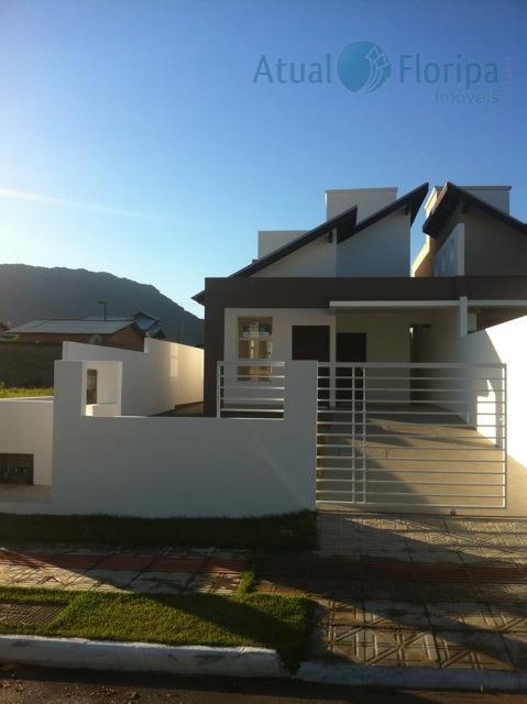 Casa  residencial à venda, São João do Rio Vermelho, Florianópolis.