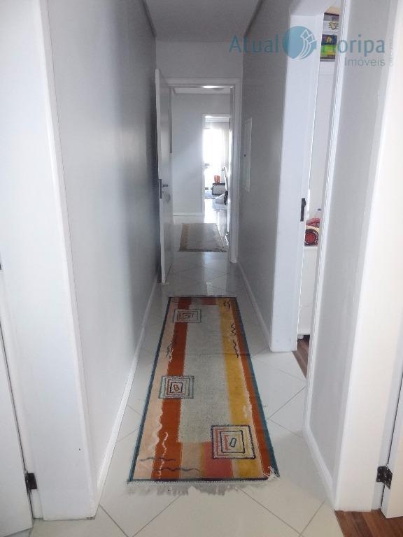 maravilhosa cobertura em edifício com segurança 24h e lazer. 1º pavimento: 3 dormitórios sendo 1 suite,...