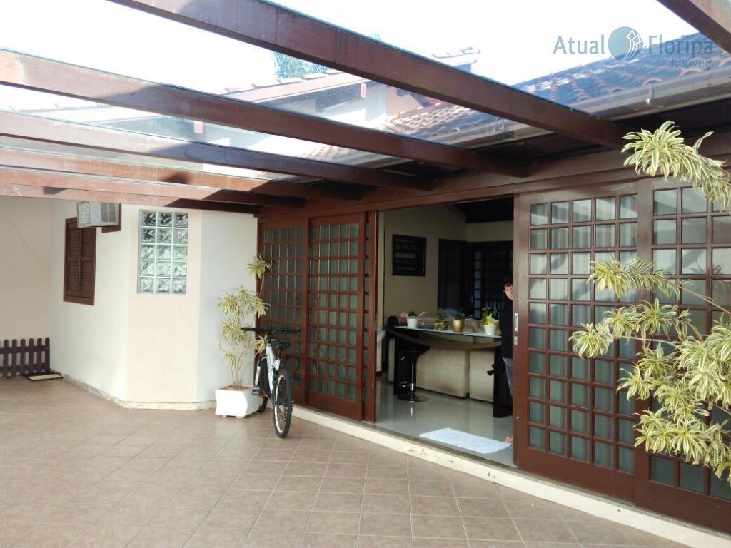 Casa residencial à venda, Itacorubi, Florianópolis.