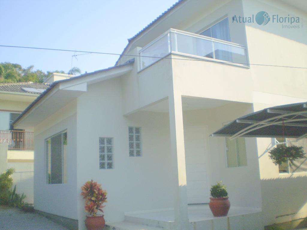 Casa residencial à venda, Jurerê, Florianópolis - CA0179.