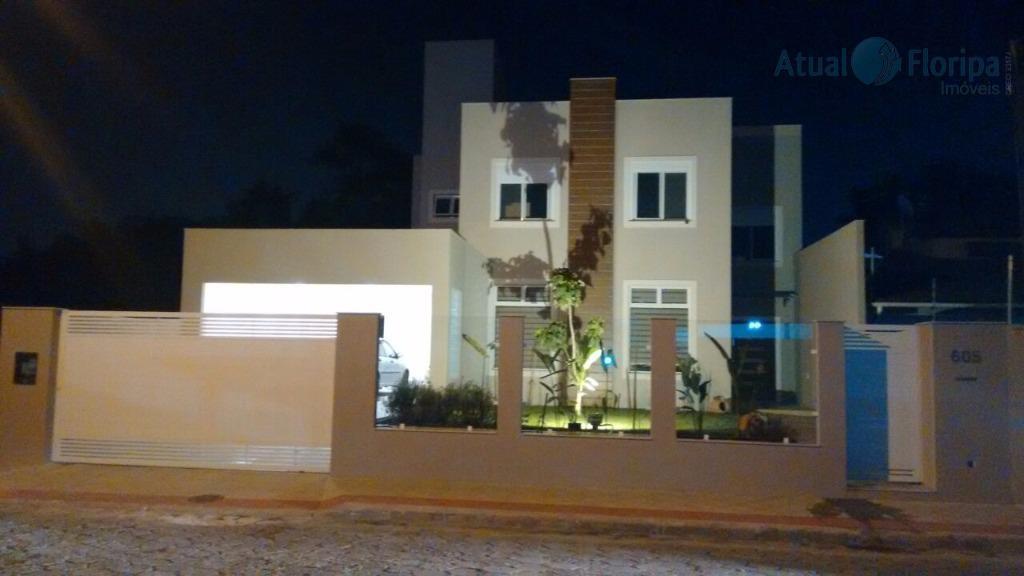 Casa residencial à venda, Santa Mônica, Florianópolis - CA0181.