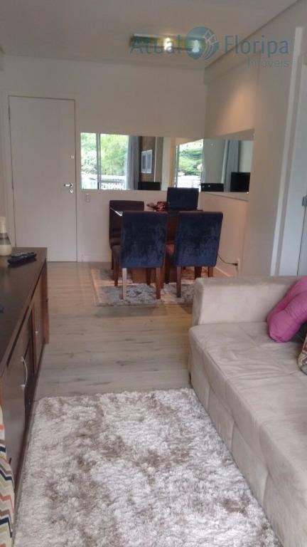 Apartamento residencial à venda, Itacorubi, Florianópolis - AP0241.