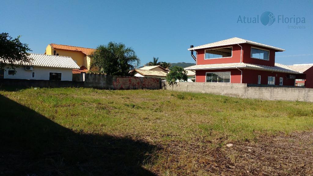 Terreno residencial à venda, Carianos, Florianópolis.