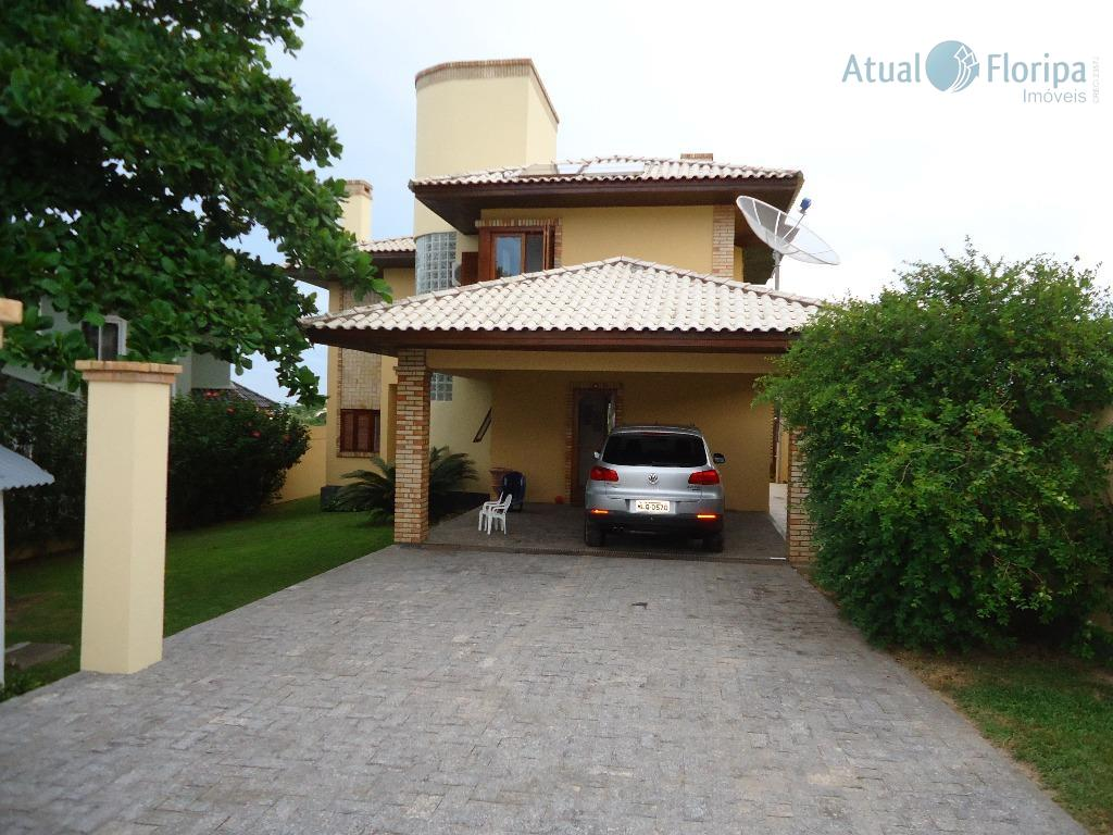 Casa residencial à venda, Santinho, Florianópolis.