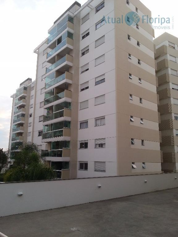 Apartamento residencial à venda, Parque São Jorge, Florianópolis - AP0259.