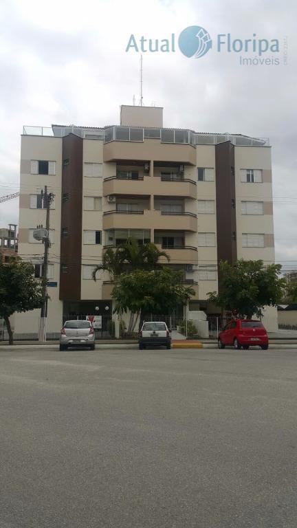 Apartamento residencial à venda, Córrego Grande, Florianópolis - AP0266.