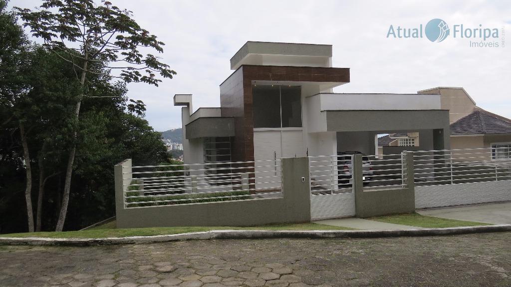 Casa residencial à venda, Córrego Grande, Florianópolis - CA0136.