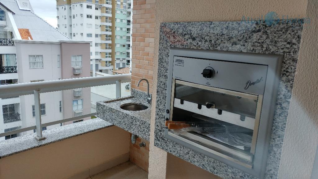 lindo apartamento em prédio novo, com 3 dormitórios, sendo uma suíte, sala ampla, cozinha fechada, área...