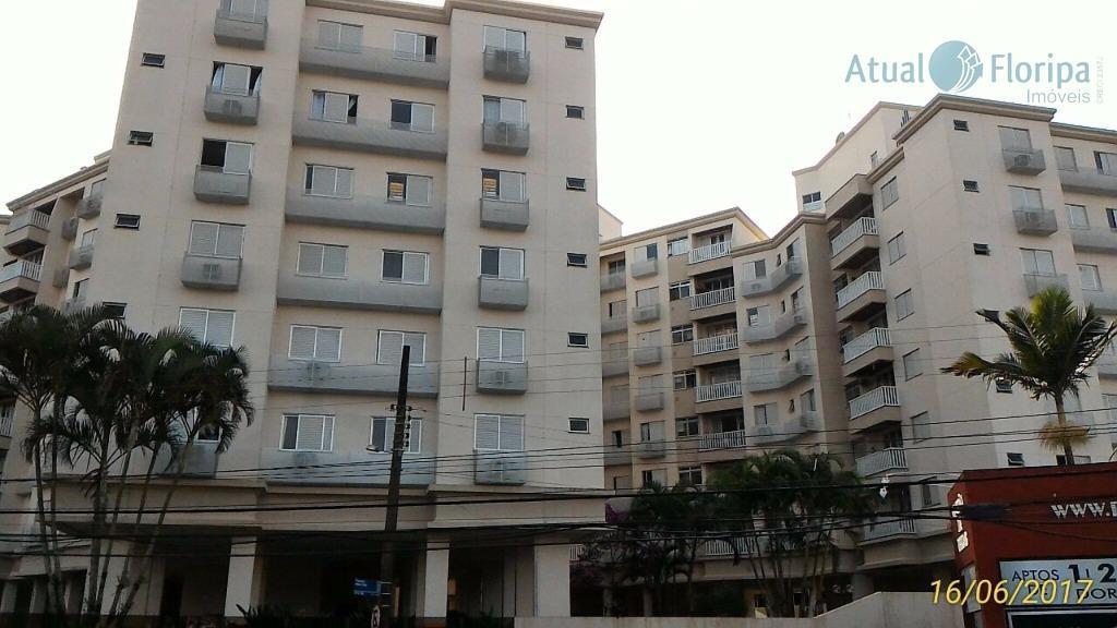 apartamento de dois dormitórios em ótima localização no itacorubi.condomínio com piscina e churrasqueira.próximo as universidades, shopping,...