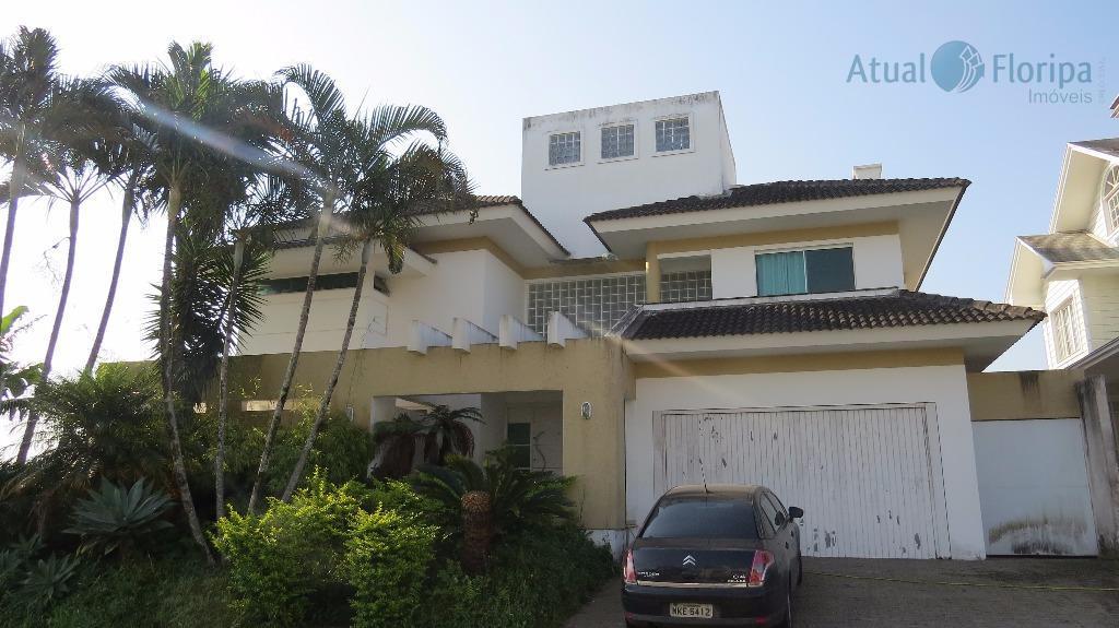 Casa em Condomínio Fechado à venda, Cacupé, Florianópolis.