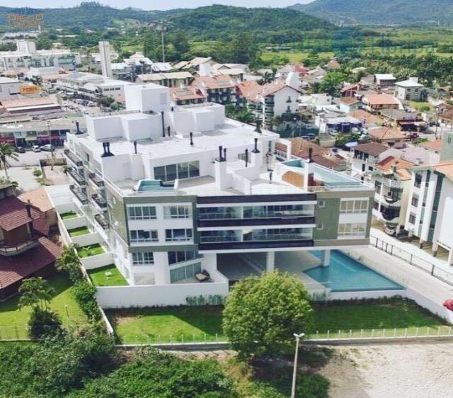 Apartamento residencial à venda, Cachoeira do Bom Jesus, Florianópolis.