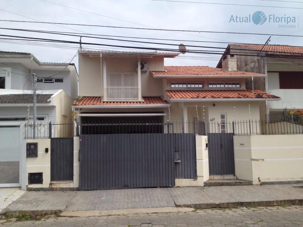 Casa residencial e comercial à venda, Santa Mônica, Florianópolis.