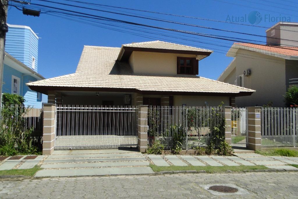 Casa residencial à venda, Itacorubi, Florianópolis - CA0229.