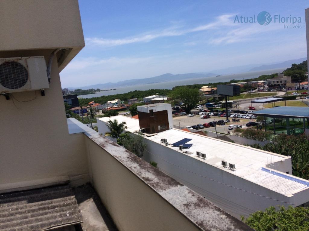 Cobertura residencial à venda, Itacorubi, Florianópolis - CO0059.