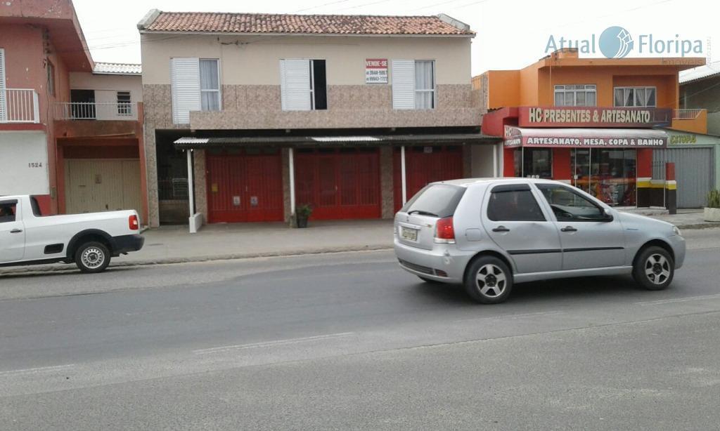 Sobrado comercial à venda, Portinho, Laguna.