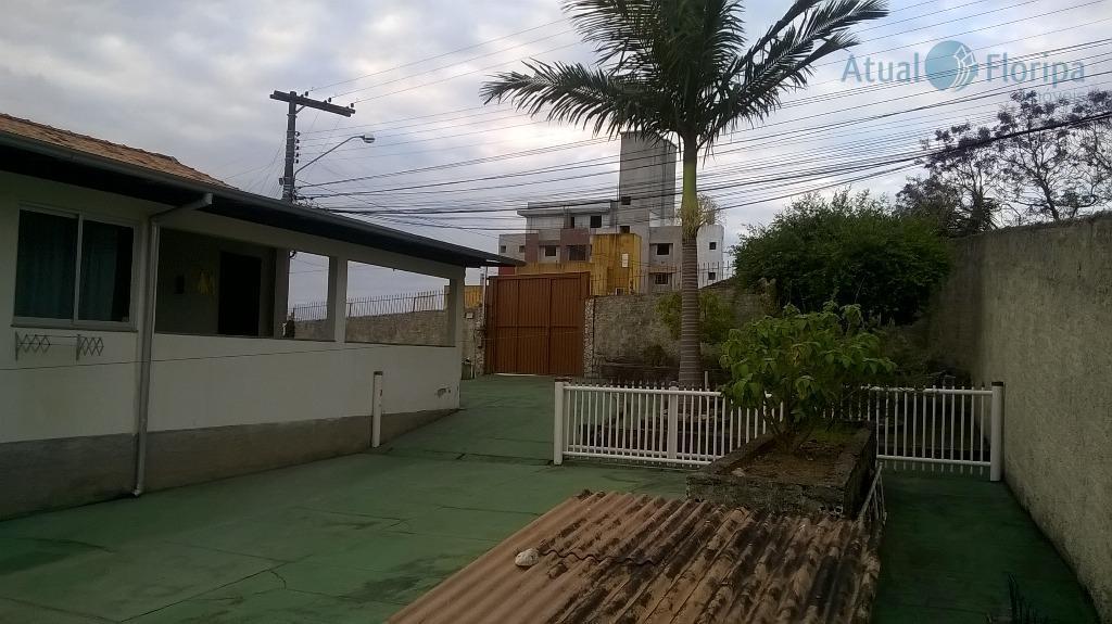Terreno residencial à venda, Estreito, Florianópolis - TE0119.