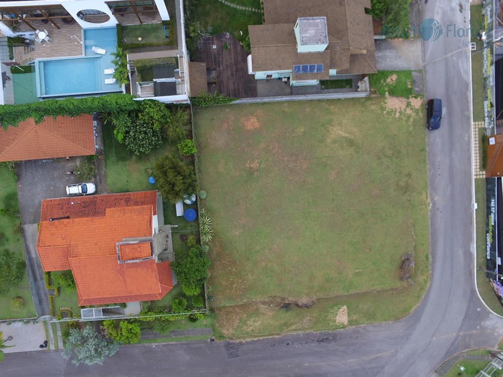 Terreno residencial à venda, João Paulo, Florianópolis.